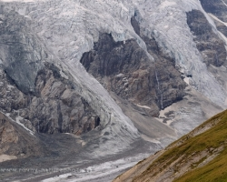 In the valley below the highest Alpine glaciers shield Austria