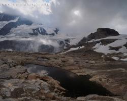 V údolí ľadovcov pod najvýšším Alpským štítom Rakúska