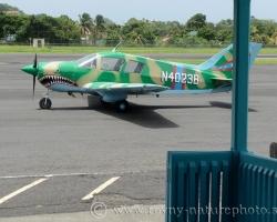 Aj takéto lietadlá tam lietajú..........