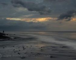 Nezabudnuteľné sú všetky večerné rozlúčky so slnkom zapadajúcim za horizont Karibského mora.