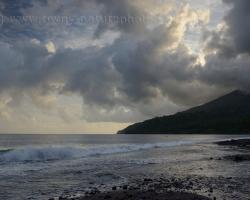 Nenájdeš dva rovnaké - oblaky všetkých tvarov nad Karibikom.
