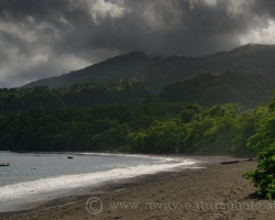 Môžeš tu stáť, len tak dýchať a rozplývať sa týmto úžasným karibským predstavením.