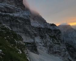 Dolina Zadnjica Julské Alpy