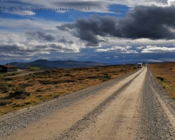 Tisíce kilometrov ďaleko, kým človek zazrie a fotoaparátom zachytí čaro jesennej tundry.