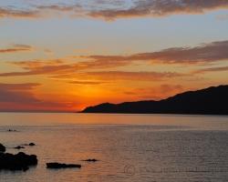Korzika má okrem hôr samozrejme more, more čo ju omýva zo všetkých strán.