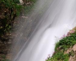 Savica patrí k známym a vyhľadávaným vodopádom v Julských Alpách