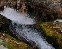 Spring of the waterfall Savica