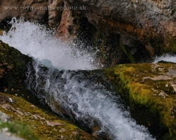 Spring of the waterfall Savica