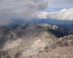 Eastern view of Triglav / 2864 m.n.m. /